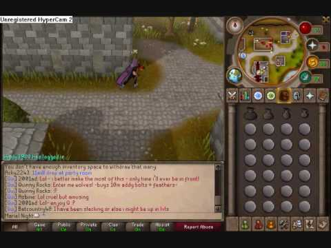 Runescape 99 Runecrafting guide – with commentary