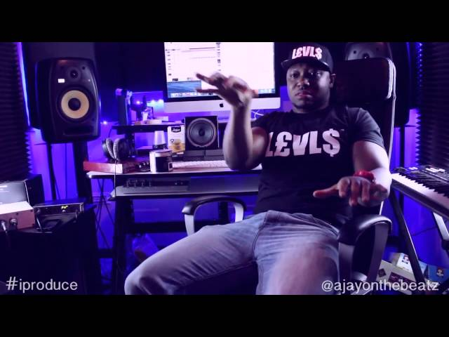 Ajay Iproduce 4 (Iceprince Ft. Iyanya  Freestyle)