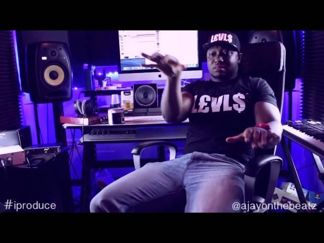 Ajay Iproduce 4 (Iceprince Ft. Iyanya  Freestyle)