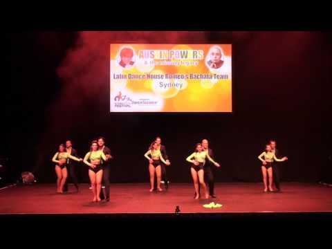 Sydney Latin Festival 2017 - LATIN DANCE HOUSE ROMEO'S BACHATA TEAM