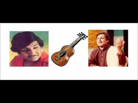 Chupke Chupke Raat Din Aanso - Guitar Sunil Ganguly