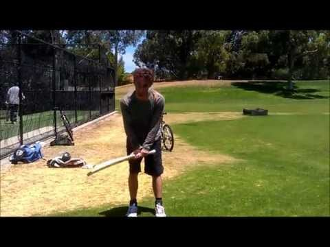 How To Hit A Six In Cricket (original) video