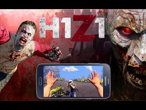 TOP 3 GIER PODOBNYCH DO H1Z1 Na Telefon!