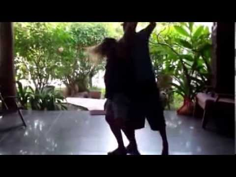Zouk Dance With Luizinho Astral Lamzouk And Janice Magdalena video