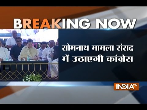 Sonia Gandhi: Modi govt has failed to deliver in every aspect