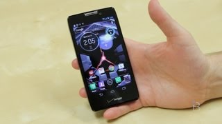 Droid Razr HD Unboxing & Hands On