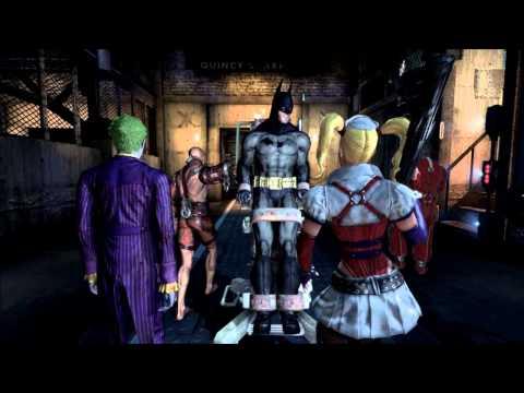 Прохождение игры Batman Arkham Asylum часть 17