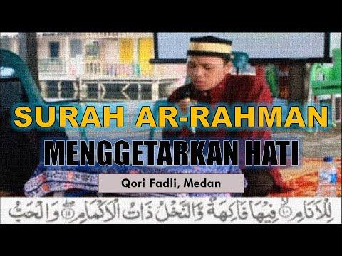 Qori Fadli   Arrahman (1 - 32) video
