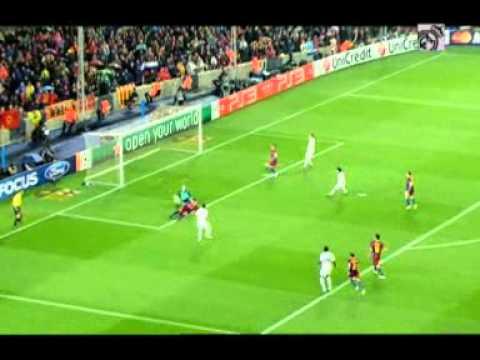 Gol anulado a higuain - Segundo teatro del Barça 03 Mayo 2011