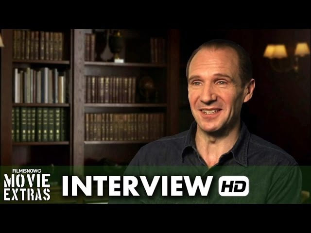 Spectre (2015) Behind the Scenes Movie Interview - Ralph Fiennes is 'M'