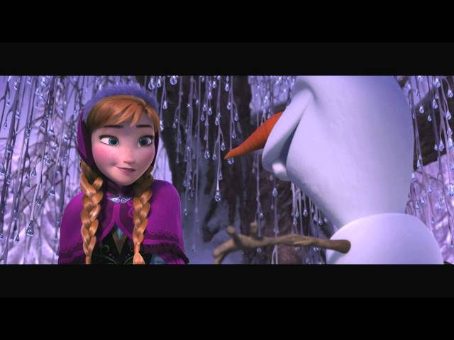 My Voice Over as Olaf in FROZEN