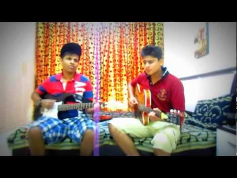 Gulabi Aankhen By Atif Aslam Electric Guitar Cover By Shikhar...