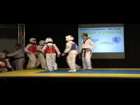 Stelle nello Sport: Speciale Scuola Taekwondo Genova in Fiera
