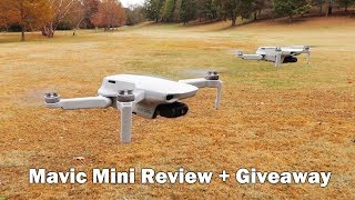 DJI Mavic Mini Review - Win a FREE Mavic Mini
