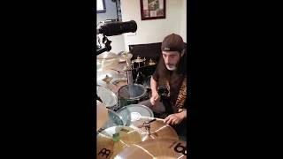 "L.A.B. Drum videos - Morning drum fill 9 - ""Ghost notes filling space"""
