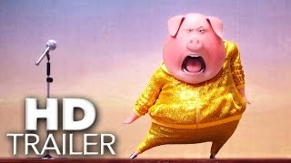 SING Trailer Deutsch German (2016) HD - von den Machern von MINIONS!