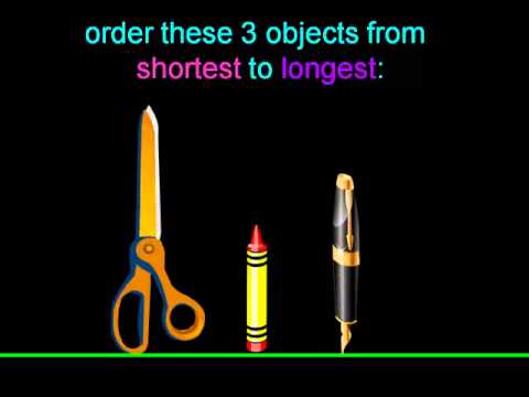 Ordering Objects by Length Ordering Objects by Length