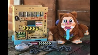 Crate Creatures Snort Hog from MGA Entertainment Demo