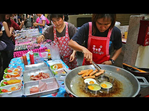 16 TOP BANGKOK STREET FOODS | THAILAND Travel Guides