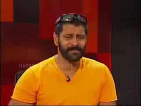 VIKRAM INTERVIEW IN MALAYALAM PART 1