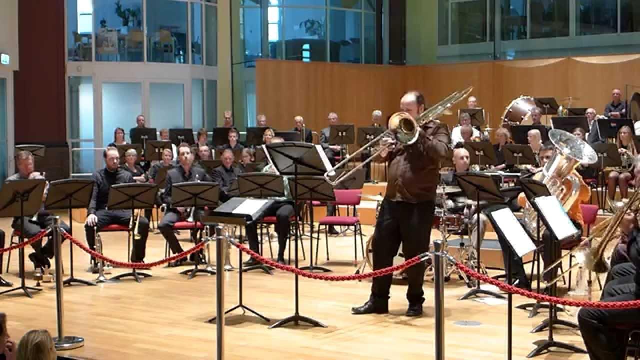 Contrabass Trombone in f Contrabass Trombone Solo