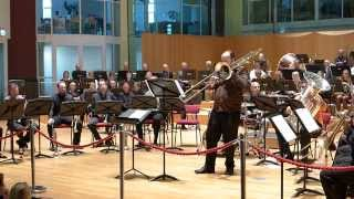 Ingo Luis - Despite of all spirits contrabass trombone solo