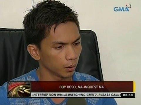 24Oras: Boy boso, may mga litrato rin ng mga menor de edad na hubo