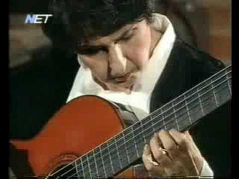 Granados: Spanish dance No.2 (Oriental) - Evangelos&Liza guitar duo