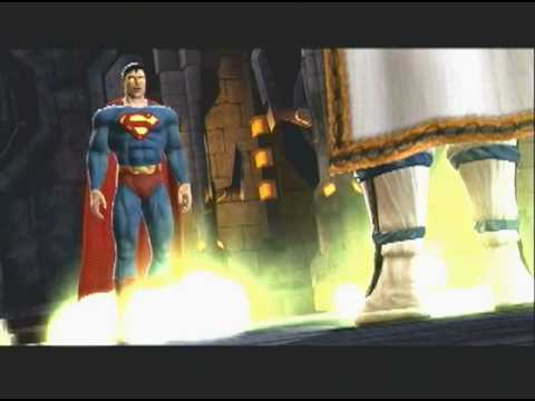 Mortal Kombat vs DC: Chapter 8 - Superman
