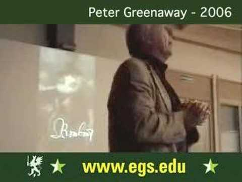 Download Peter Greenaway Filming And Directing Night