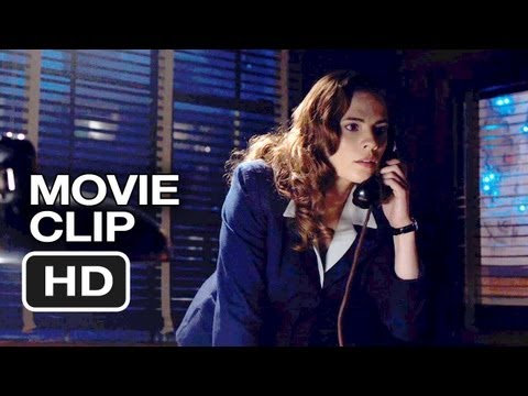 Marvel One-Shot: Agent Carter Movie CLIP - Action Peggy (2013) - Hayley Atwell Short HD