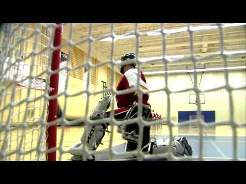 hockey intérieur - Maniement du bâton