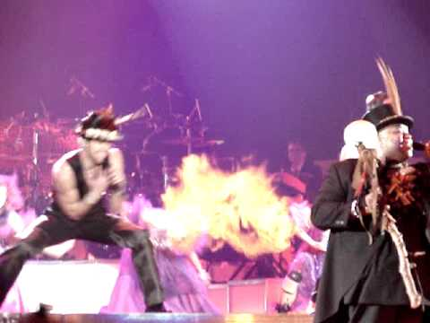 Take That Relight My Fire LIVE at Belfast Odyssey Arena 2007