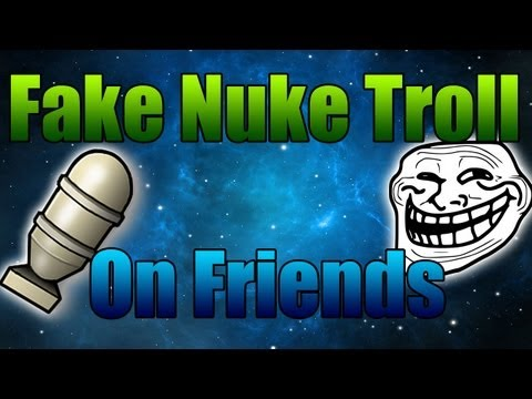 Fake Nuke Troll : North Korea Fires a warhead - Trolled Friends