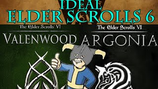 The Ideal Elder Scrolls 6 - Province, Theme, Story, Hero, & Villains