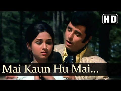 Chingari - Main Kaun Hoon Main Kya Hoon - Mahendra Kapoor -...
