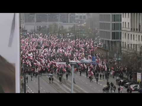 "2019.11.11. Varsó - ""RIA - RIA - HUNGARIA!"
