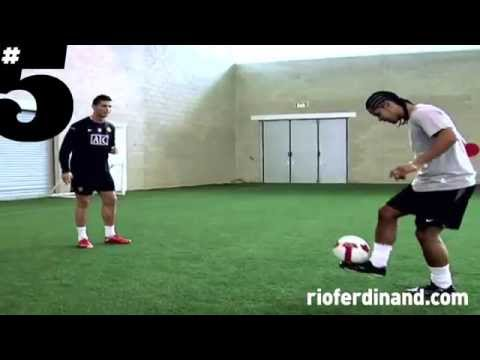 Neymar,ronhaldinho Y Cr7 Freestyle video