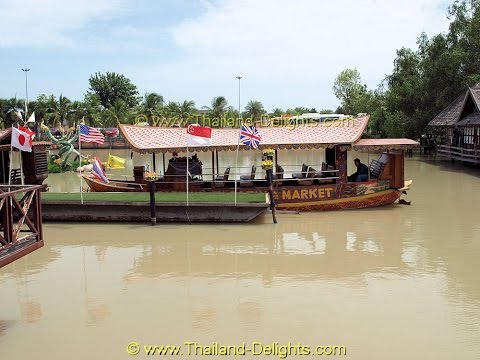 Pattaya Floating Market, Sukhumvit road, Bang Lamung District, Chon Buri Province. ( 15 )
