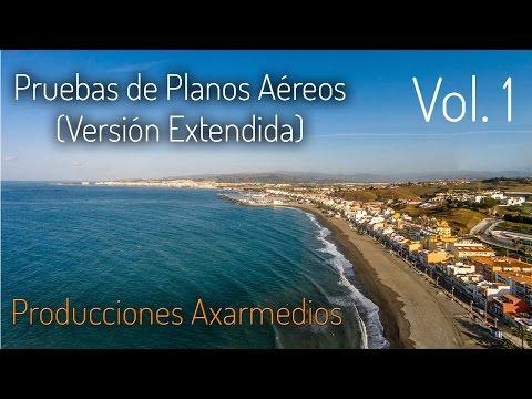 Pruebas de Planos Aéreos (Versión Extendida) Vol.1