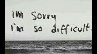 Texte Oral #19 : Je suis désolée. ♥