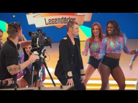 [Nick Carter]  Baile de Favela - Legendários 12.07