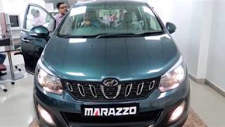 Mahindra Marazzo 2018 M6, M8 Looks Review, Prices, Features