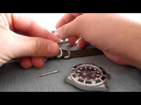 Rolex Submariner 14060m - Watch Strap change (zulu)