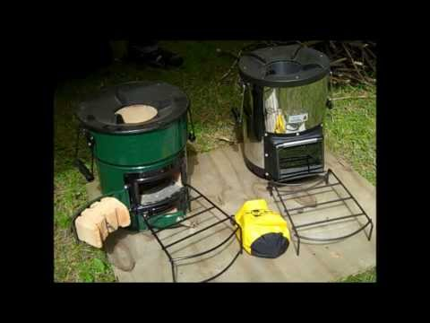 SILVERFIRE SURVIVOR STOVE REVIEW