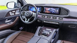 2019 Mercedes GLE - INTERIOR