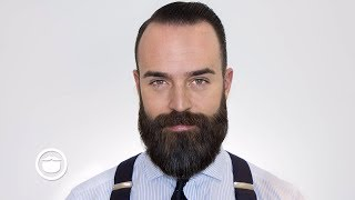 HOW TO STYLE YOUR BEARD LIKE A PRO
