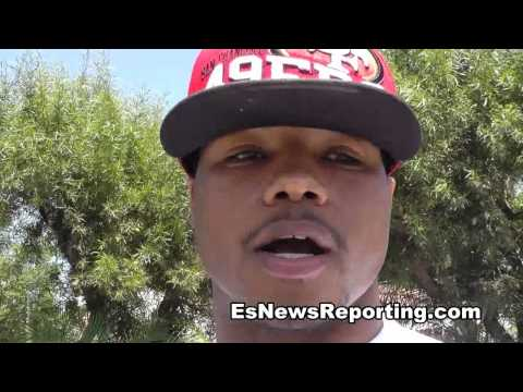 Karim Mayfield You Cant Go Against Floyd Mayweather - EsNews Boxing