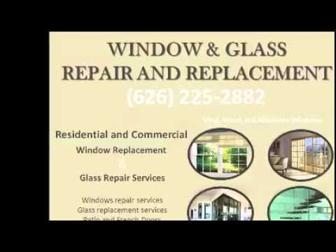 WINDOW | WINDOW REPAIR (424) 210-5855 Window Replacement Services Temple City, CA