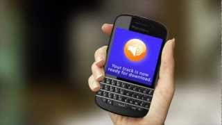 BlackBerry 10 demo video